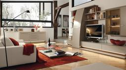 modern white living room 700x324